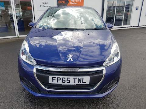 Peugeot 208 Blue Hdi Active Hatchback 1.6 Manual Diesel