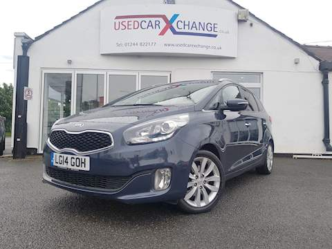 Kia Carens 3 Ecodynamics Crdi Mpv 1.7 Manual Diesel