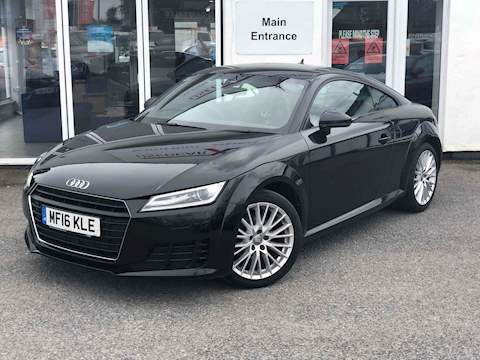 Audi Tt Tfsi Sport Coupe 2.0 Manual Petrol