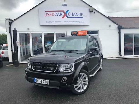 Land Rover Discovery Sdv6 Hse Luxury Estate 3.0 Automatic Diesel