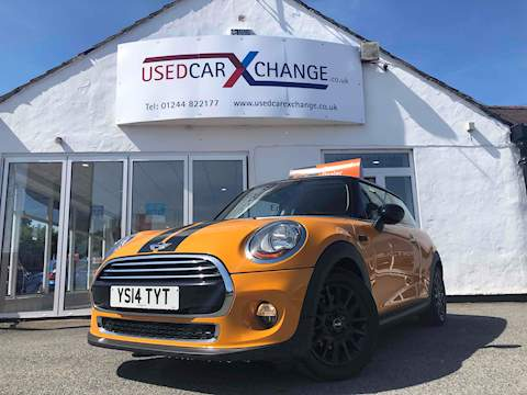 Mini Mini Cooper Hatchback 1.5 Manual Petrol