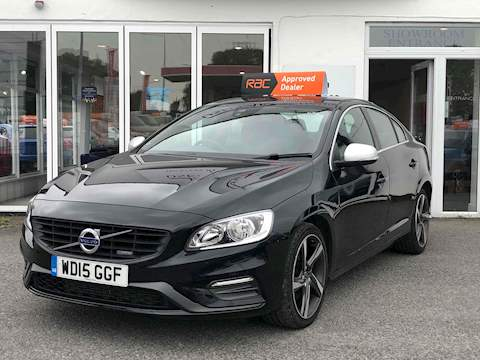 Volvo S60 D4 R-Design Nav Saloon 2.0 Manual Diesel