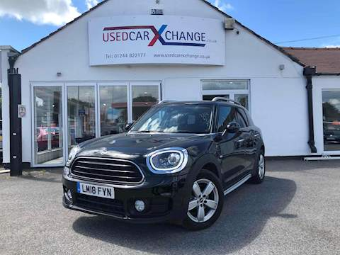 Mini Mini Countryman Cooper Hatchback 1.5 Automatic Petrol