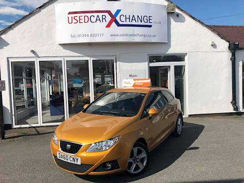 Seat Ibiza Tdi Cr Sport Hatchback 1.6 Manual Diesel