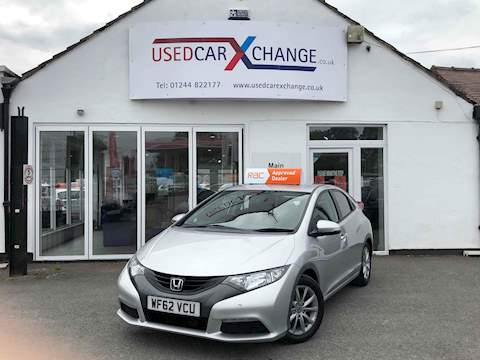 Honda Civic I-Vtec Se Hatchback 1.3 Manual Petrol