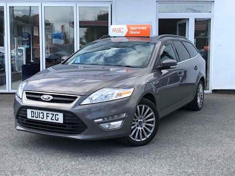 Ford Mondeo Zetec Business Edition Tdci Estate 2.0 Manual Diesel