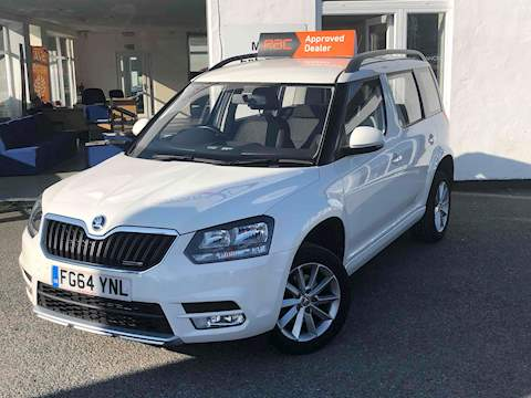 Skoda Yeti S Greenline Ii Tdi Cr Hatchback 1.6 Manual Diesel