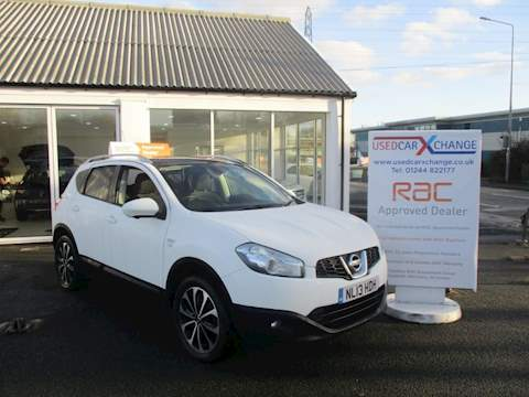 Nissan Qashqai N-Tec Plus Hatchback 1.6 Manual Petrol