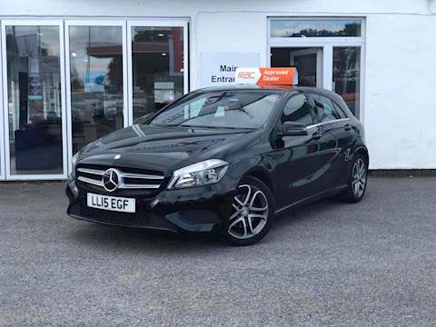 Mercedes-Benz A-Class A200 Cdi Sport Hatchback 2.1 Manual Diesel