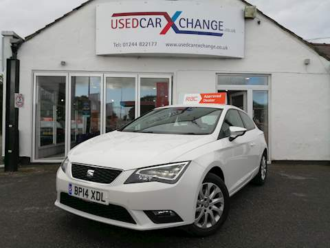 Seat Leon Tsi Se Technology Hatchback 1.2 Manual Petrol