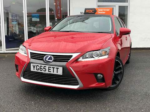 Lexus Ct 200H Advance Plus Hatchback 1.8 Cvt Petrol/Electric