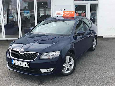 Skoda Octavia Se Tdi Cr Hatchback 2.0 Manual Diesel