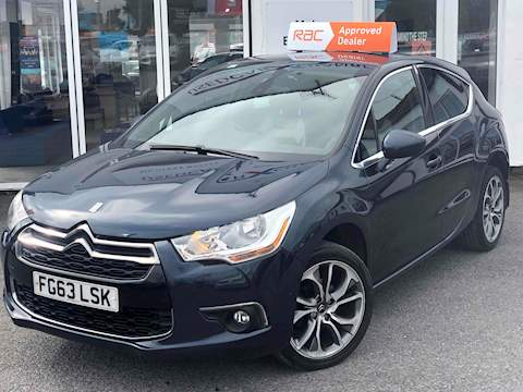 Citroen Ds4 Hdi Dstyle Hatchback 1.6 Manual Diesel