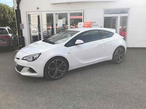 Vauxhall Astra Gtc Limited Edition Cdti S/S Hatchback 2.0 Manual Diesel