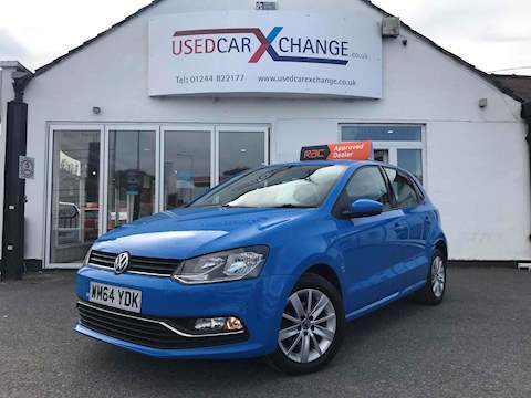 Volkswagen Polo Se Hatchback 1.0 Manual Petrol