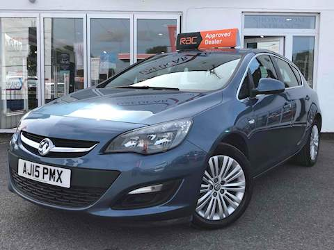 Vauxhall Astra Excite Hatchback 1.6 Manual Petrol