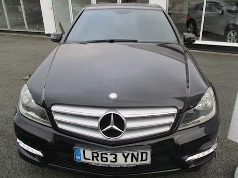 Mercedes-Benz C Class C250 Cdi Blueefficiency Amg Sport Saloon 2.1 Automatic Diesel