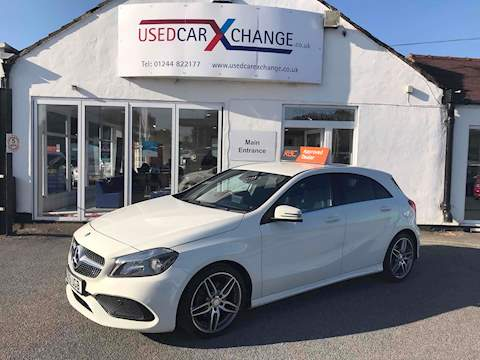 Mercedes-Benz A-Class A 200 D Amg Line 2.1 5dr Hatchback Manual Diesel