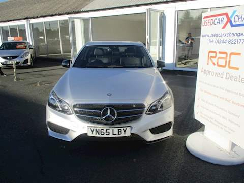 Mercedes-Benz E Class E350 Bluetec Amg Night Edition Saloon 3.0 Automatic Diesel