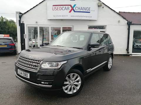 Land Rover Range Rover Tdv6 Vogue Estate 3.0 Automatic Diesel