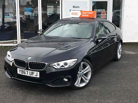 BMW 4 Series 420D Sport Gran Coupe Coupe 2.0 Manual Diesel