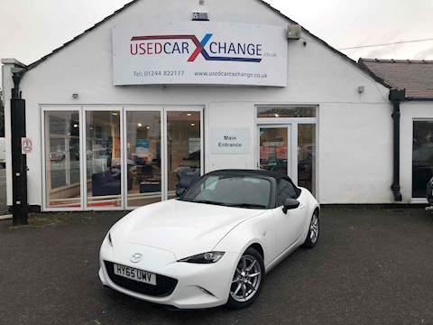 Mazda Mx-5 Se Convertible 1.5 Manual Petrol