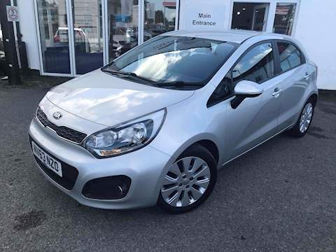 Kia Rio 2 Hatchback 1.2 Manual Petrol