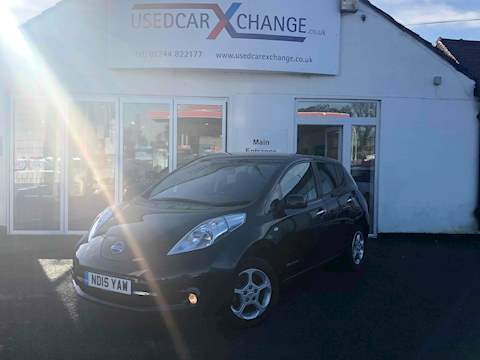 Nissan Leaf Acenta Hatchback 0.0 Automatic Electric