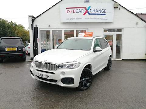 Bmw X5 Xdrive40e M Sport Estate 2.0 Automatic Petrol/Electric