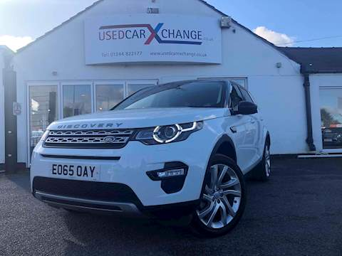 Land Rover Discovery Sport Td4 Hse Estate 2.0 Automatic Diesel