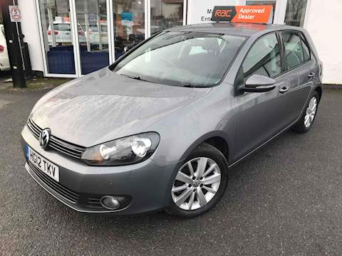 Volkswagen Golf Match Tdi 1.6 5dr Hatchback Manual Diesel