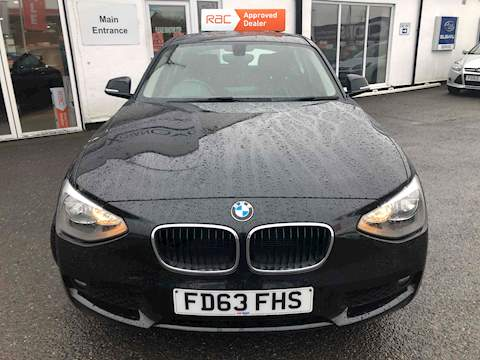 Bmw 1 Series 116D Efficientdynamics 1.6 5dr Hatchback Manual Diesel