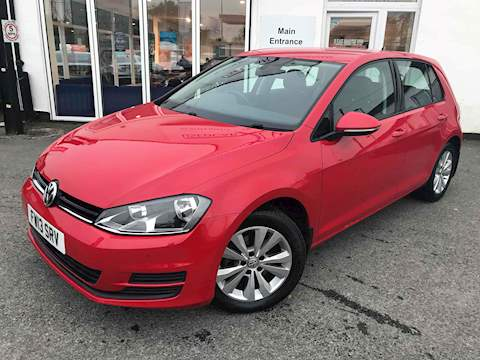 Volkswagen Golf Se Tsi Bluemotion Technology Dsg Hatchback 1.4 Semi Auto Petrol
