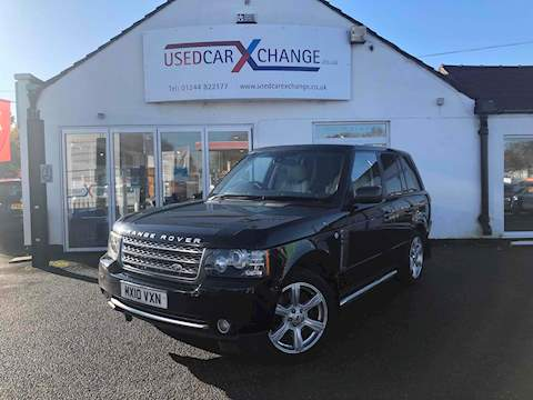 Land Rover Range Rover Tdv8 Autobiography Estate 3.6 Automatic Diesel