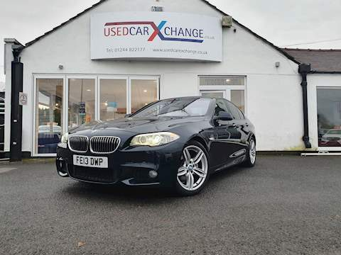 BMW 5 Series 520D M Sport Saloon 2.0 Manual Diesel