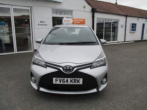 Toyota Yaris Vvt-I Excel Hatchback 1.3 Manual Petrol