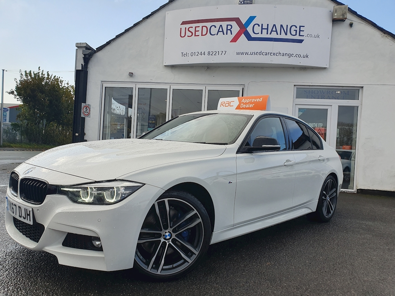 3 Series 320D M Sport Shadow Edition Saloon 2.0 Automatic Diesel