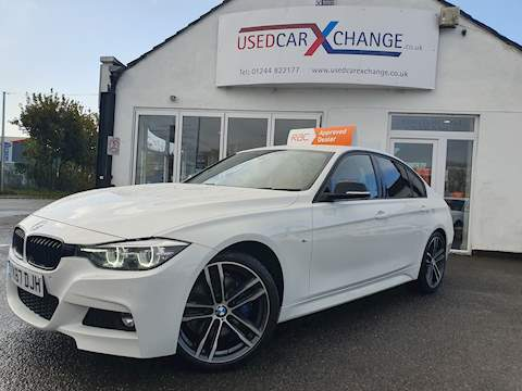 Bmw 3 Series 320D M Sport Shadow Edition Saloon 2.0 Automatic Diesel