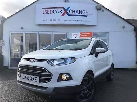 Ford Ecosport Titanium Tdci Hatchback 1.5 Manual Diesel