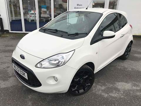 Ford Ka Metal Hatchback 1.2 Manual Petrol