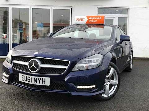 Mercedes-Benz Cls Cls350 Cdi Blueefficiency Sport Coupe 3.0 Automatic Diesel