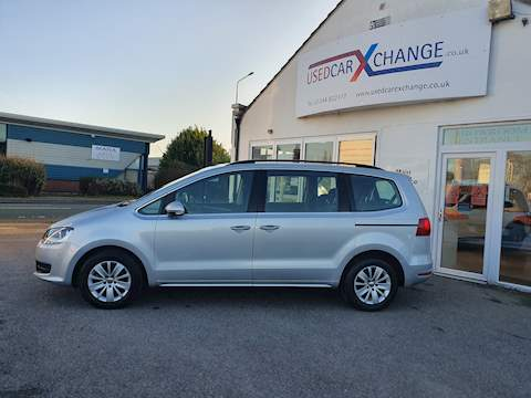 Volkswagen Sharan Se Tdi Bluemotion Technology Dsg Mpv 2.0 Semi Auto Diesel