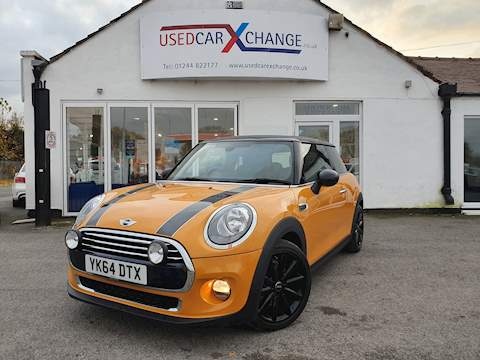 Mini Mini Cooper Hatchback 1.5 Automatic Petrol