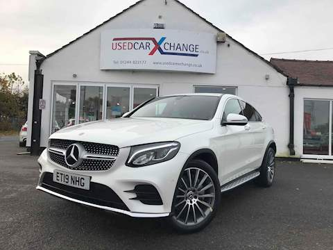 Mercedes-Benz Glc-Class Glc 220 D 4Matic Amg Line Premium Coupe 2.1 Automatic Diesel