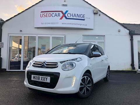Citroen C1 Flair Etg Hatchback 1.0 Semi Auto Petrol