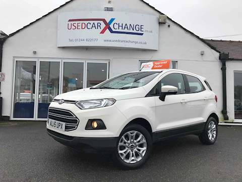 Ford Ecosport Zetec Tdci Hatchback 1.5 Manual Diesel