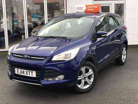 Ford Kuga Zetec Hatchback 1.6 Manual Petrol
