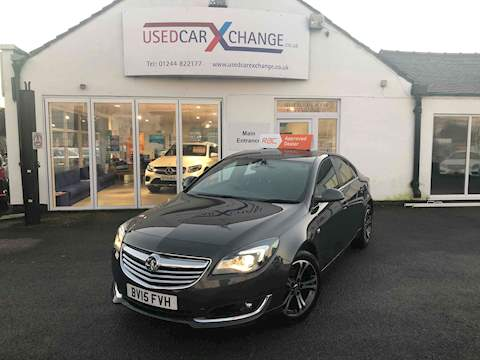 Vauxhall Insignia Limited Edition Hatchback 1.8 Manual Petrol