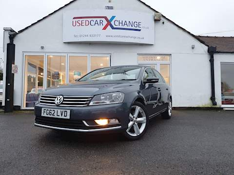 Volkswagen Passat Se Tdi Bluemotion Technology Saloon 2.0 Manual Diesel