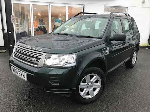 Land Rover Freelander Sd4 Gs Estate 2.2 Automatic Diesel